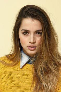 Ana de Armas - S Moda Magazine
