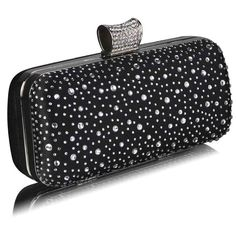 Black Sparkly Clutch Bag £16.99 Sparkly Clutches, Clutch Bag, Shop Now, Zip Around Wallet, Boutique, Bags, Accessories, Shopping, Fashion