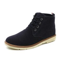 newest fb30e a77e4 Merkmak Men Boots 2018 Autumn Winter Ankle Boots Fashion Footwear Lace Up  Shoes Men High Quality Boots Vintage Men Casual Shoes From Touchy Style  Outfit ...