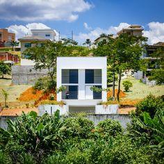 Casa Um | Terra e Tuma #elevation