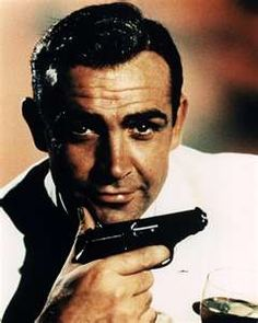 """""""Shaken, not stirred"""" Sean Connery as James Bond, Goldfinger Casino Royale, Hollywood Actor, Hollywood Stars, Movie Photo, I Movie, Sean Connery Bond, James Bond Movies, Actrices Hollywood, Raining Men"""