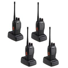 AGPtek 16Channel 6km TwoWay Radio Pair Walkie Talkie with Emergency Alarm 4pack *** Check out the image by visiting the link.Note:It is affiliate link to Amazon. #instago