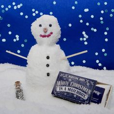 Make Your Own Snow Christmas Kit by Marvling Bros Ltd., the perfect gift for Explore more unique gifts in our curated marketplace. White Christmas, Christmas Gifts, Christmas Tree, Instant Snow, Special Snowflake, Snowball Fight, Make Your Own, How To Make, Snow Scenes