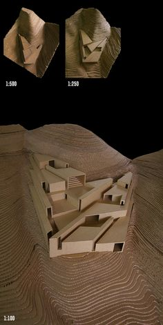 Enes Şahin's media content and analytics Landscape Architecture Model, Architecture Model Making, Landscape Model, Concept Architecture, Facade Architecture, Architecture Diagrams, Usonian House, Big Architects, Arch Model