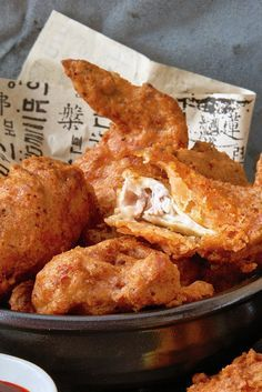 This incredible Korean fried chicken recipe is the ultimate indulgence, with tips on achieving a perfectly seasoned and crispy coating.