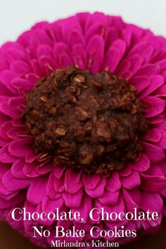 These decadent No Bake Cookies are filled to the brim with chocolate. They are also peanut free and gluten free making them prefect for school and groups. I also think they are the very best No Bakes you will ever have! Try my handy trick to make them Baking Recipes, Cookie Recipes, Snack Recipes, Dessert Recipes, Easy Recipes, Snacks, Chocolate No Bake Cookies, Chocolate Recipes, Drop Cookies