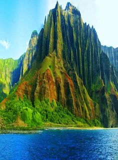Kauai, Hawaii - awesome color