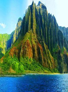 Kauai, Hawaii - awesome color