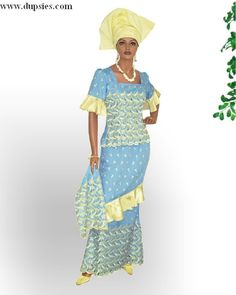 Modern Traditional Attire Of Nigeria - Culture - Nigeria