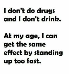 Yes! I feel drunk 99% of the time just by standing up.