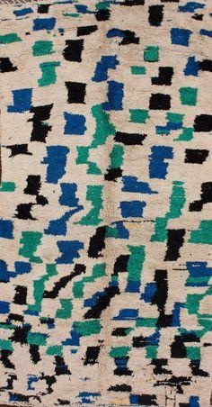 moroccan rug love.