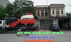 Bán máy gặt đập liên hợp Kubota DC70 DC68 Thái lan đi Hà Tây Hưng Yên