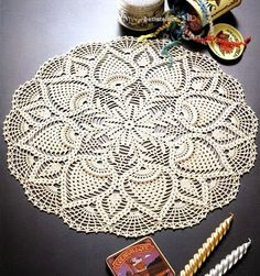 doily got the directions in English...