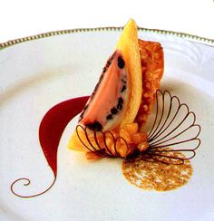 hot plated desserts | hot or cold desserts individual portion for one person