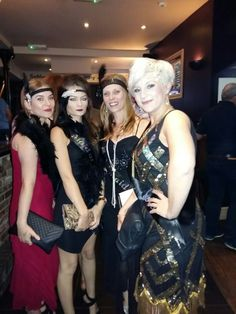 Gatsby hen party / Wedding