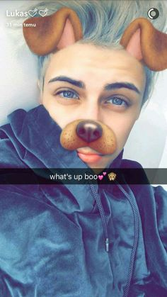 Lukas Rieger are so cute aww
