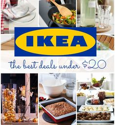 If you have ever been curious about what items are the best Ikea Deals for your home, take a look below at some helpful suggestions. Below you will find 12 things you should buy at Ikea on your next trip.