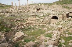 We have all heard of the Pyramids of Giza and the Colosseum of Rome, but have you ever heard of the ruins of Conimbriga, Takht-e Soleyman, or Pula?