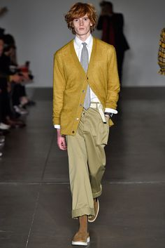 Todd Snyder Fall 2018 Menswear Fashion Show Collection