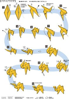 Origami Guide, Origami Easy, Cardboard Design, Origami Animals, Paper Crafts Origami, Paper Folding, Crafts For Kids, Japanese, Diy Ideas