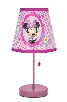 Disney Minnie Mouse Bow-tique Table Lamp Disney http://www.amazon.com/dp/B00BGAGCOQ/ref=cm_sw_r_pi_dp_h8gOub1R12K34