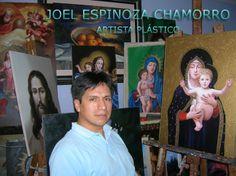 El autor de éstas pinturas...