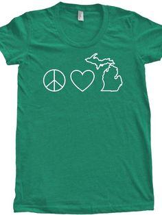 Peace, Love, and Pure Michigan
