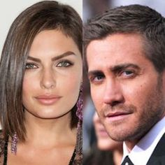 Jake Gyllenhaal Girlfriend Alyssa Miller Opens Up About Getting Serious [READ MORE: http://uinterview.com/news/jake-gyllenhaal-girlfriend-alyssa-miller-opens-up-about-getting-serious-9402] #jakegyllenhaal #alyssamiller #celebcouples #celebdating #dating