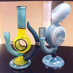 Beautiful #glasspieces in our shop! Come check out the huge selection at all in one pines today! #glasspipe #glassofig #glassporn #glassart #glassofig #headyglass #glassonglass #oprahsbookclub #bocaraton #waterpipe #supportyourlocalsmokeshop #weshouldsmoke #pipeoftheday #glasspipes #glasspiece #glassblow #chameleonglass