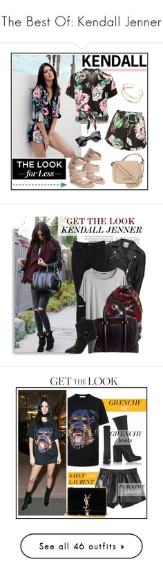 """The Best Of: Kendall Jenner"" by danielle-nicz ❤ liked on Polyvore featuring kendall jenner, Topshop, Kendall + Kylie, Kenneth Cole, LookForLess, StreetStyle, kendalljenner, summer2015, ONLY and Miss Selfridge"