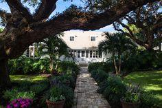 Original 'Cleveland Cottage' offers Old Riomar charm - w/photos #VeroBeach
