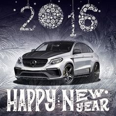 Happy New Year from Mercedes Benz of St. Clair Shores!