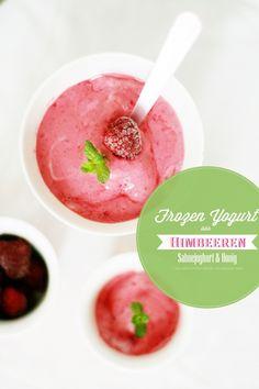 Frozen Yogurt – das einfachste Dessert der Welt