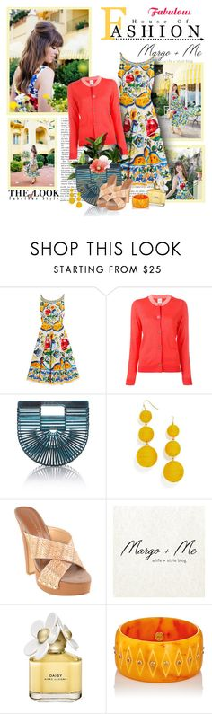"""""""#111-2017"""" by maison-de-forgeron ❤ liked on Polyvore featuring Dolce&Gabbana, Paul Smith, Cult Gaia, Crispin, Chinese Laundry, Marc Jacobs and Mark Davis"""