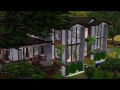 The Sims 3 House building - Asian dreams 67 - YouTube