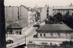 Ilyen is volt Budapest - Márvány utca - Győző utca kereszteződés Old Pictures, Old Photos, Utca, History Photos, Budapest Hungary, Vintage Photography, Historical Photos, Paris Skyline, Bali
