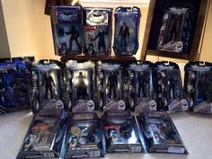 Batman Begins, The Dark Knight and The Dark Knight figures Batman Begins, Dark Knight, The Darkest, Vacuums, Geek Stuff, Home Appliances, Geek Things, House Appliances