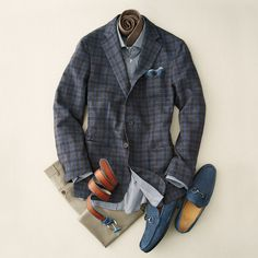 Dress to impress this fall with these top-notch looks for men.