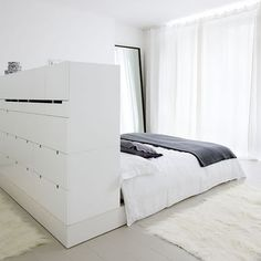 Bed and Closet in one!