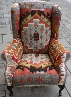 Love this chair! It would be a great piece to