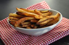 Healthy French Fries