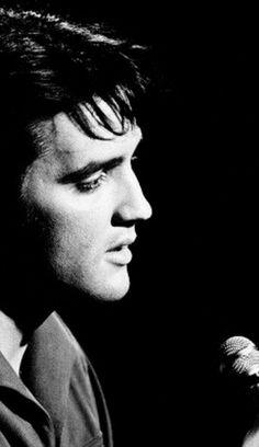 Elvis Presley...