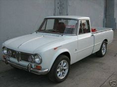 Alfa Romeo Giulia pick up. Is that for real?