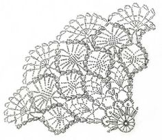 Chartres Cathedral Doily