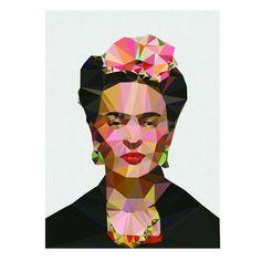 Frida art print – studio cockatoo