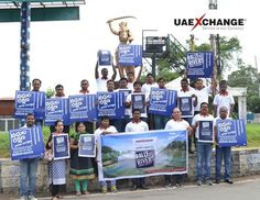 UAE Exchange Nizamabad Steps Ahead for Rally for Rivers Corporate Social Responsibility, Rivers, Uae, Rally, Innovation, World, River, The World, Lakes