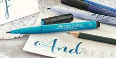 Kalligraphie - schöne Schrift schreiben lernen by Faber-Castell