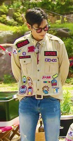TOP | Run, BIGBANG Scout
