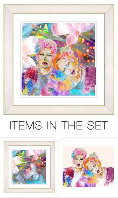 """""""Geen titel #24199"""" by lizmuller ❤ liked on Polyvore featuring art"""