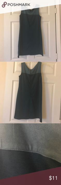 Teal Business Casual Dress Teal business casual dress from forever 21 Forever 21 Dresses Mini